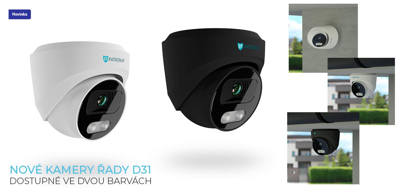 Kamerové systémy PATRONUM