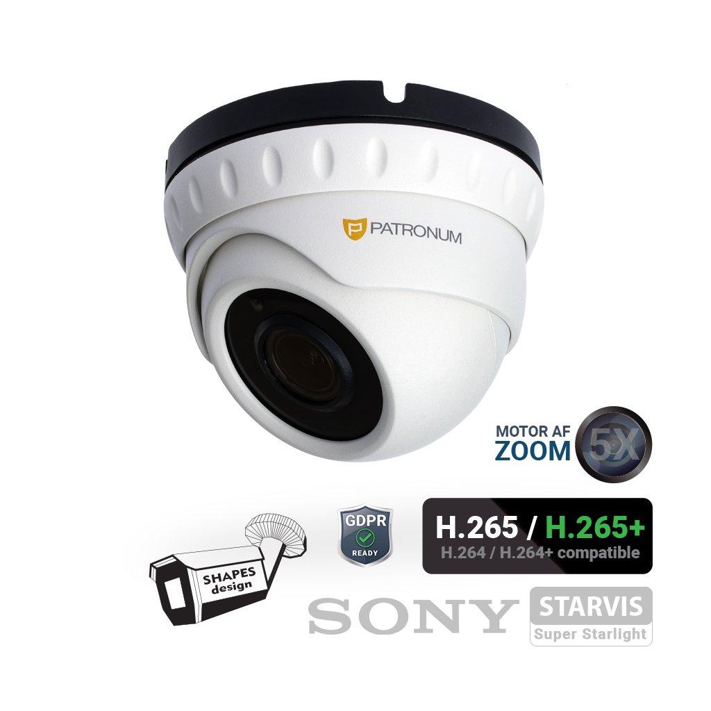 5796 2 0mpx ip bezpecnostni kamera patronum pr d40ipwt20zpoev1