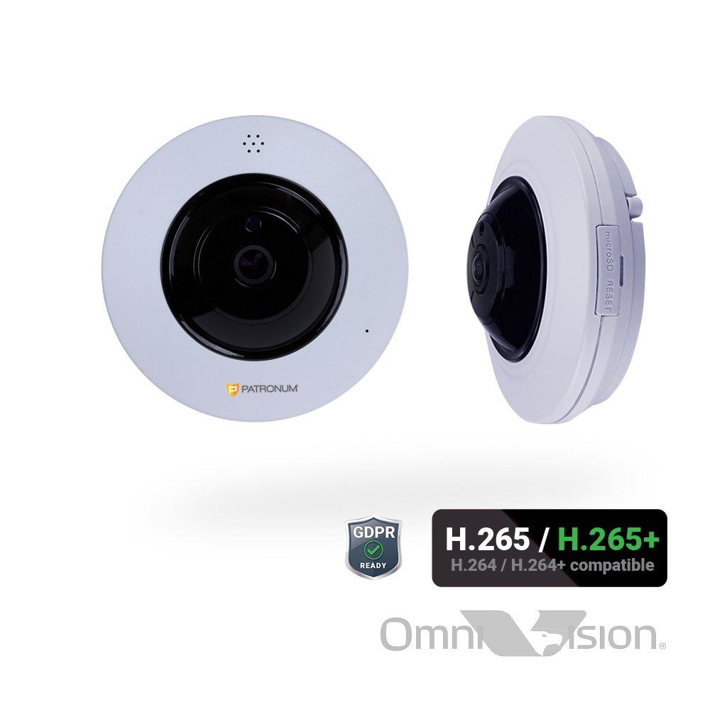 5598 6 4 0mpx ip bezpecnostni kamera patronum pr d360ipwt40fpoev1