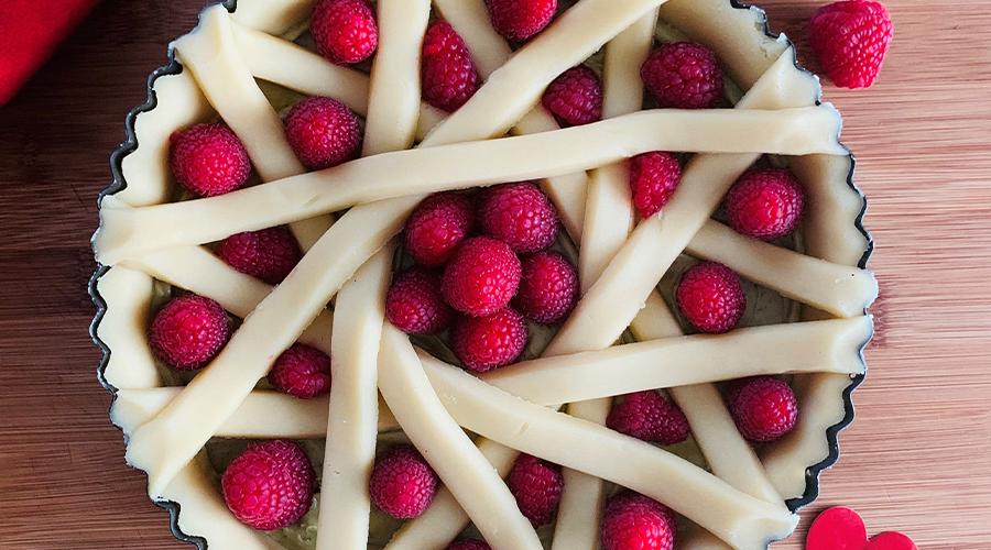torta-lamponi-pistacchio