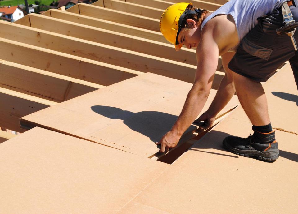 Dřevovlákno PAVATEX nejen po zdravou dřevostavbu