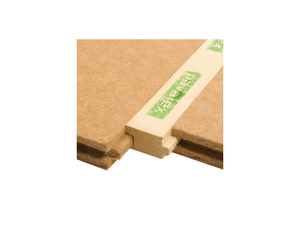 Dřevovláknitá deska PAVATEX Pavatherm Profil