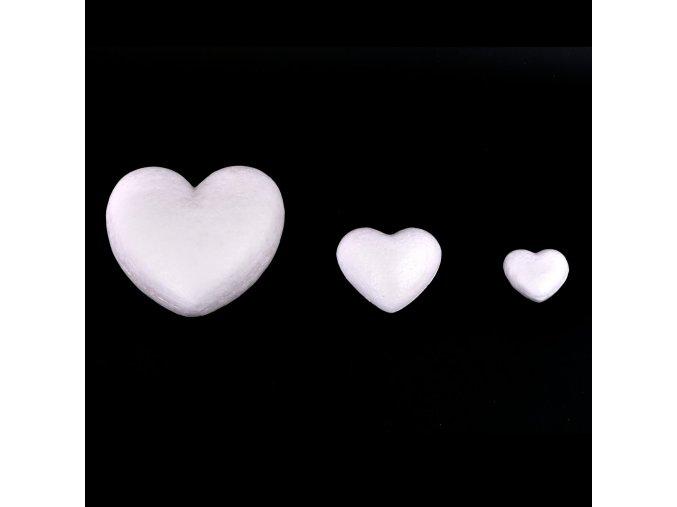 640 polystyrenove srdce