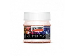 glitter paste copper 50ml