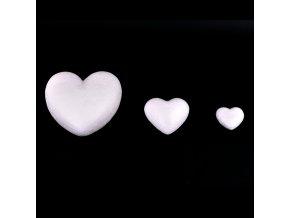 Polystyrénové srdce