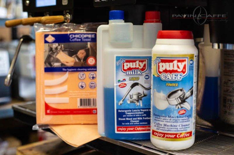 návod pro použití PULY CAFF produktů