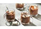 horké čokolády Moretto