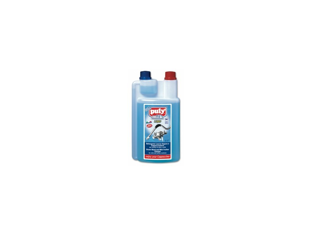 PULY MILK Plus ® Liquido NSF 1L - Milk Frother, Steam Lance and Milk Jug Cleaner