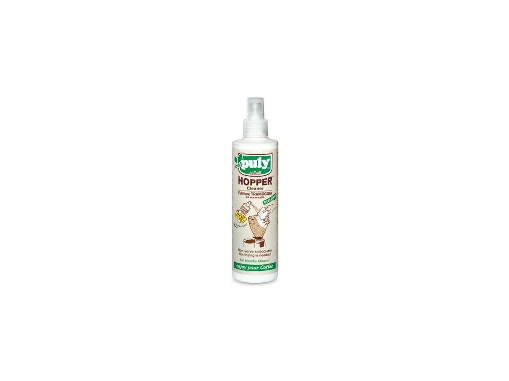 PULY GRIND HOPPER® Spray 200ml - Grinder Hopper Cleaner -no rinsing -Green Power-