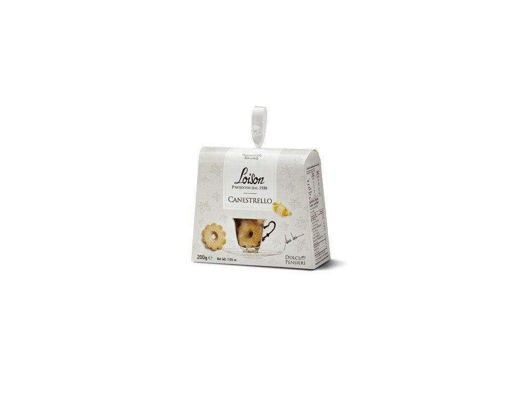 sušenky Loison Canestrello, 200g dárková krabička