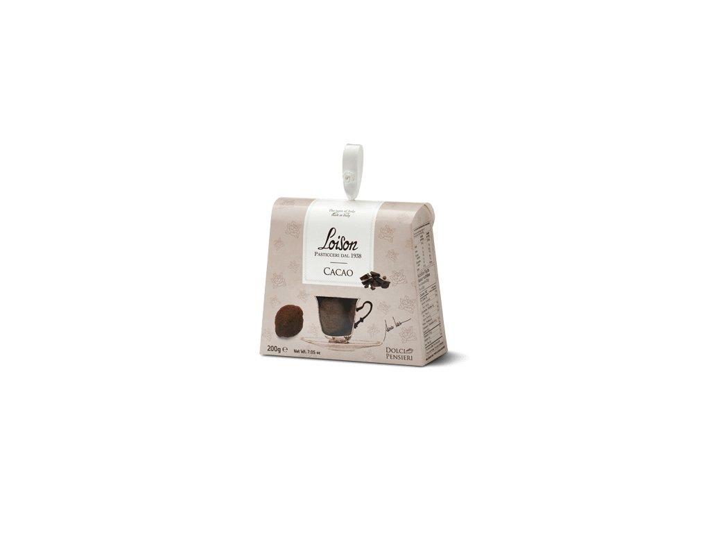 sušenky Loison Cacao, 200g dárková krabička