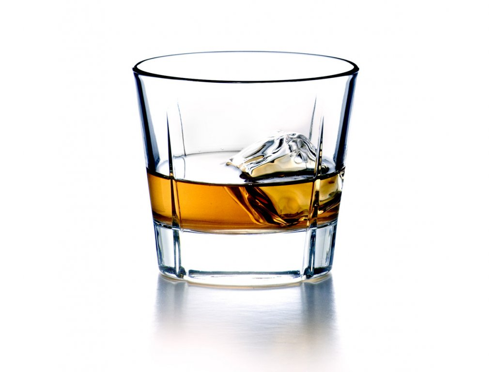 rum glass png 8