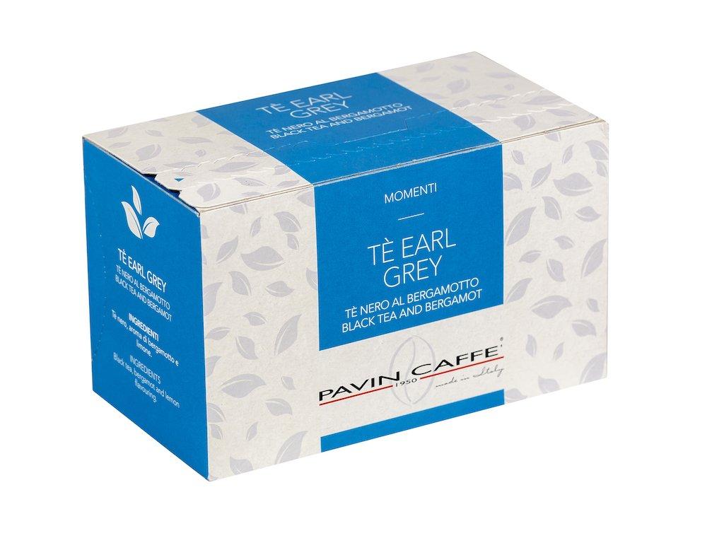 EARL GREY - černý čaj s bergamotem
