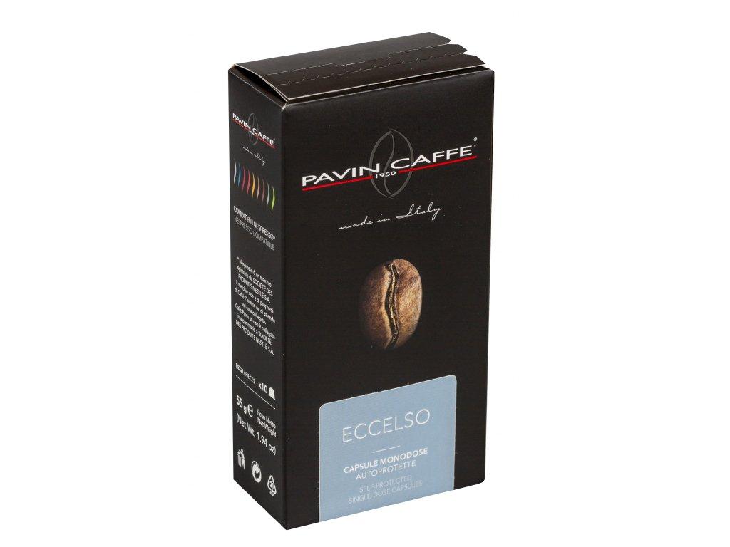 ECCELSO - NESPRESSO kompatibilní kapsle balení 10ks