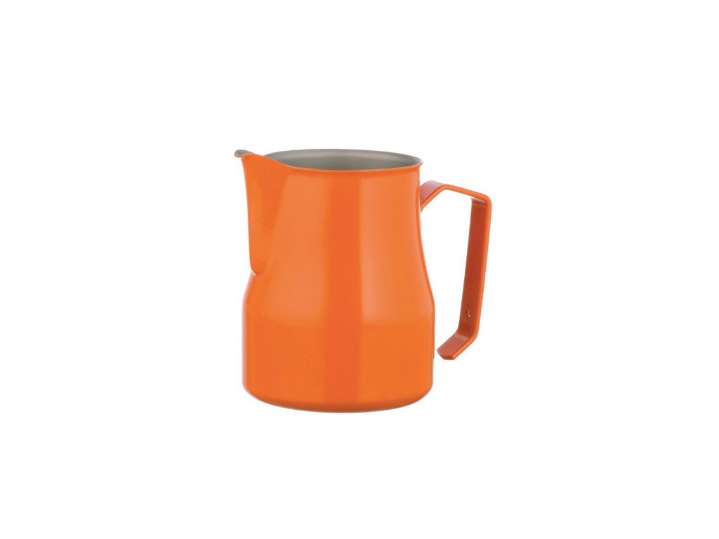 konvička MOTTA s teflonovým povrchem oranžová 750 ml