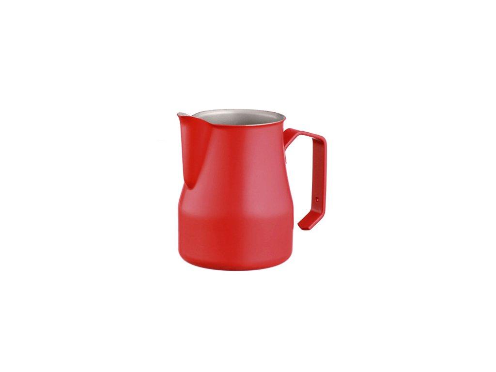 konvička MOTTA s teflonovým povrchem červená 500 ml