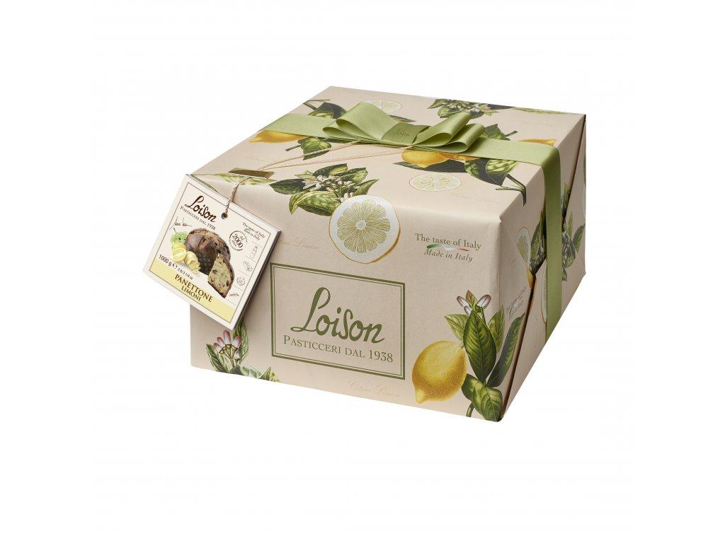 Panettone s citrony Loison 1000g Frutta