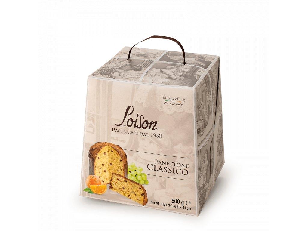 Panetonne Classico Loison – 500g Astucci