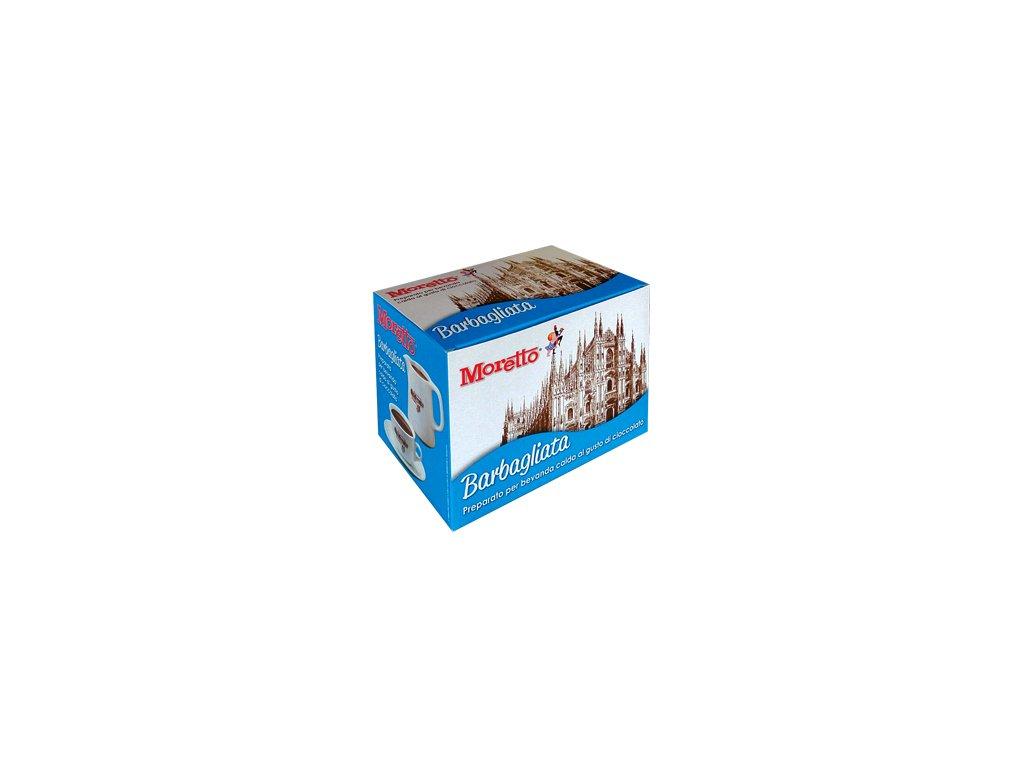 Moretto Barbagliata - čokoládová specialita z Milána - 50 porcí