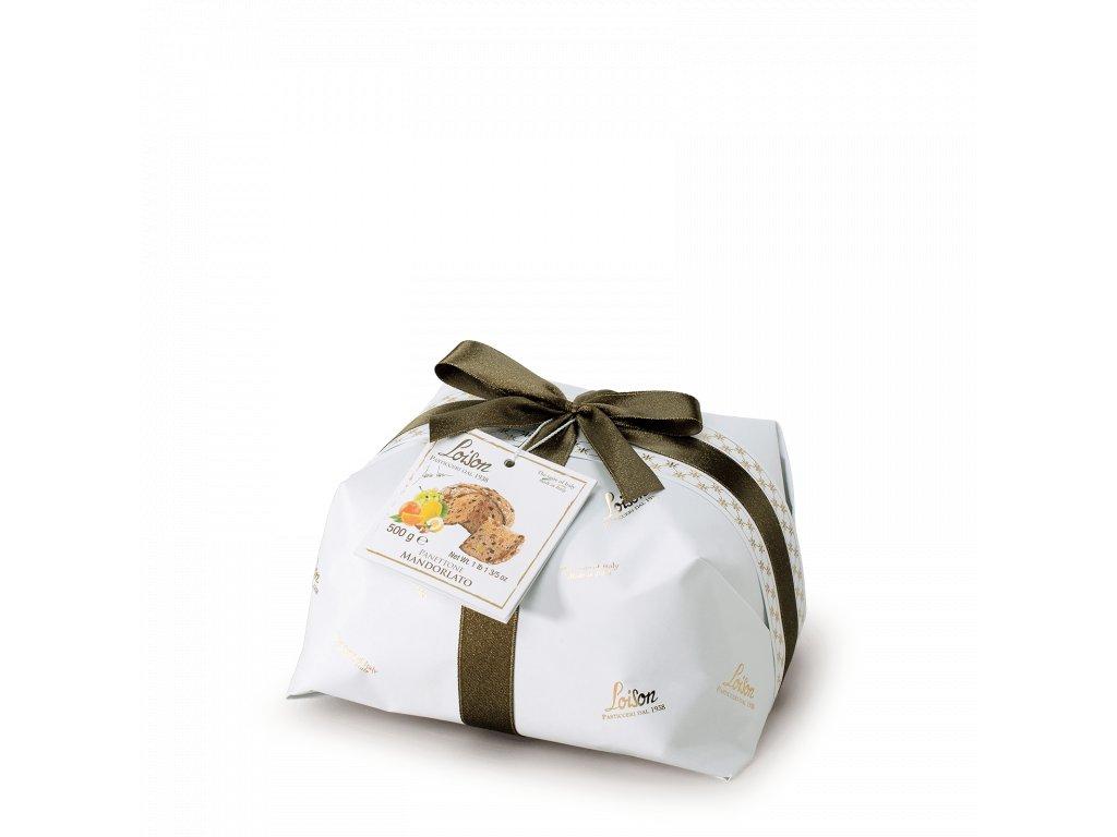 Mandlové panettone Loison 500g ROYAL