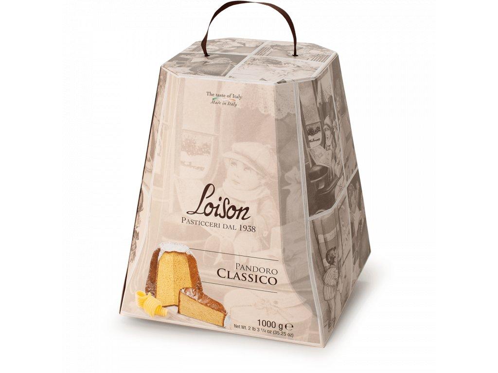Pandoro Clasico Loison 1000g ASTUCCI