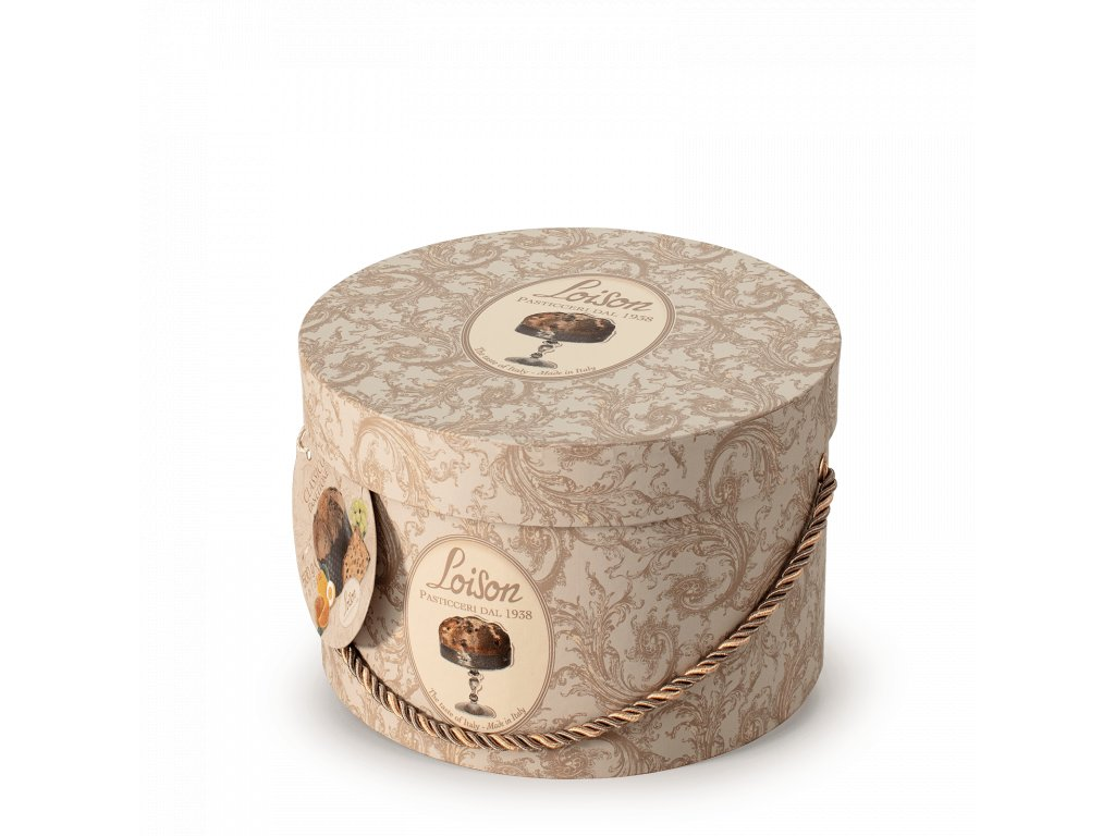 Panettone Classico A.D. 1476 500g CAPPELLIERE