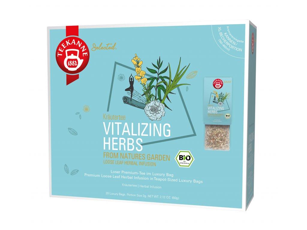 Lux Bag Vitalizing Herbs 4009300017783 63126
