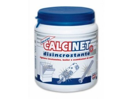 CALCINET ® Polvere - Professional Descaling Powder (Cold & Hot Use)