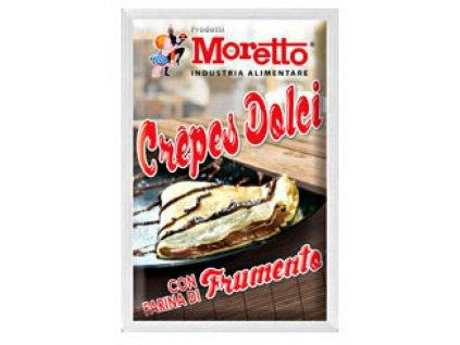 Crepes dolce con farro - sladké palačinky špaldové MORETTO