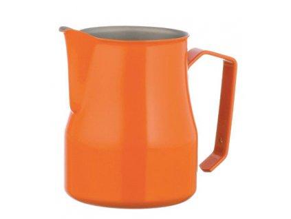 konvička MOTTA s teflonovým povrchem oranžová 500 ml