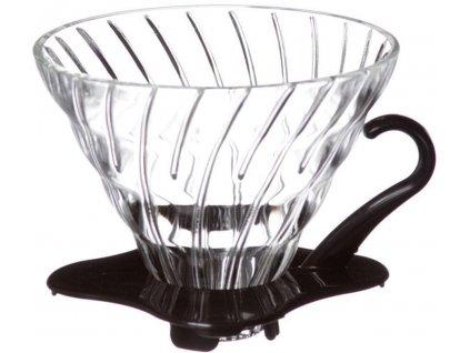 V60 HARIO skleněný dripper