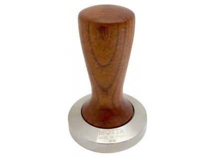 tamper MOTTA 58mm s dřevěnou rukojetí