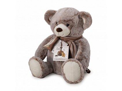 Medvěd Romeo - čokoládové Panettone Loison 750g