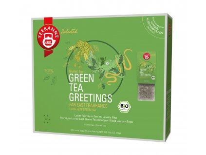 Lux Bag Green Tea Greetings 4009300017721 63120