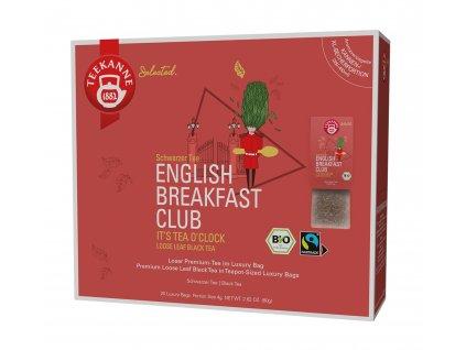 Lux Bag English Breakfast Club 4009300017738 63121