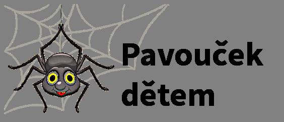 Pavouček dětem