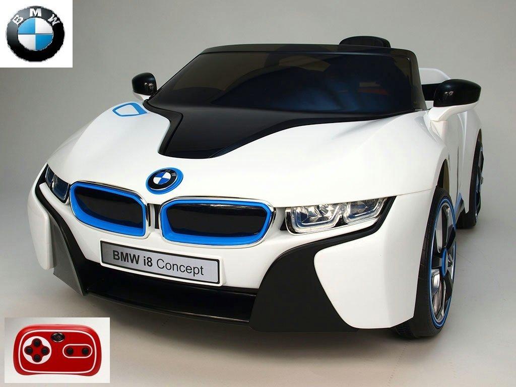 64 1 elektricke auticko bmw i8 concept s 2 4g xenony