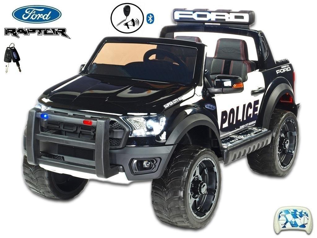 vyr 777Ford Raptor police 1