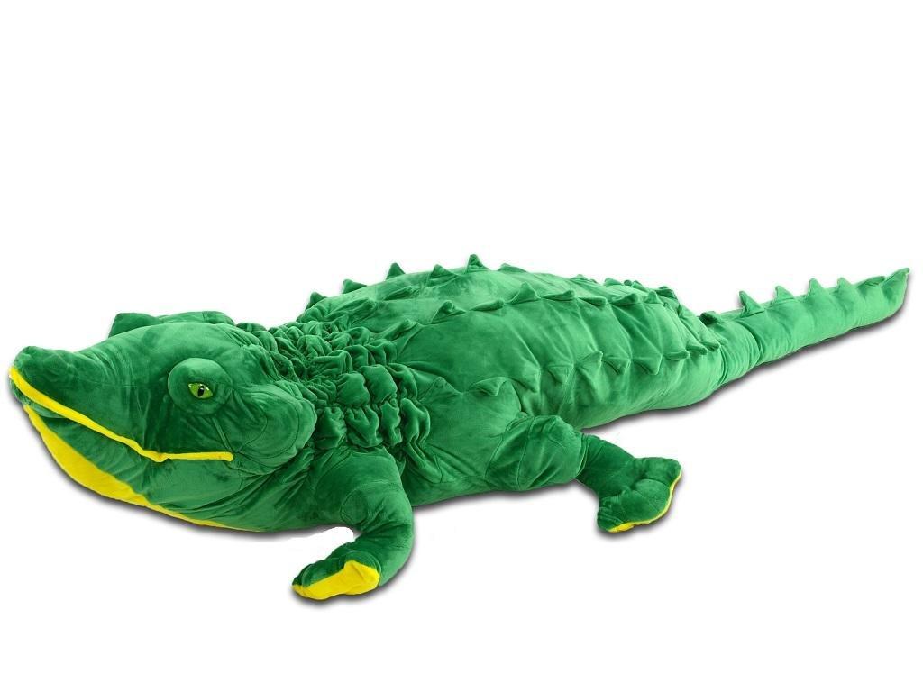 Plyšový krokodýl,160 cm