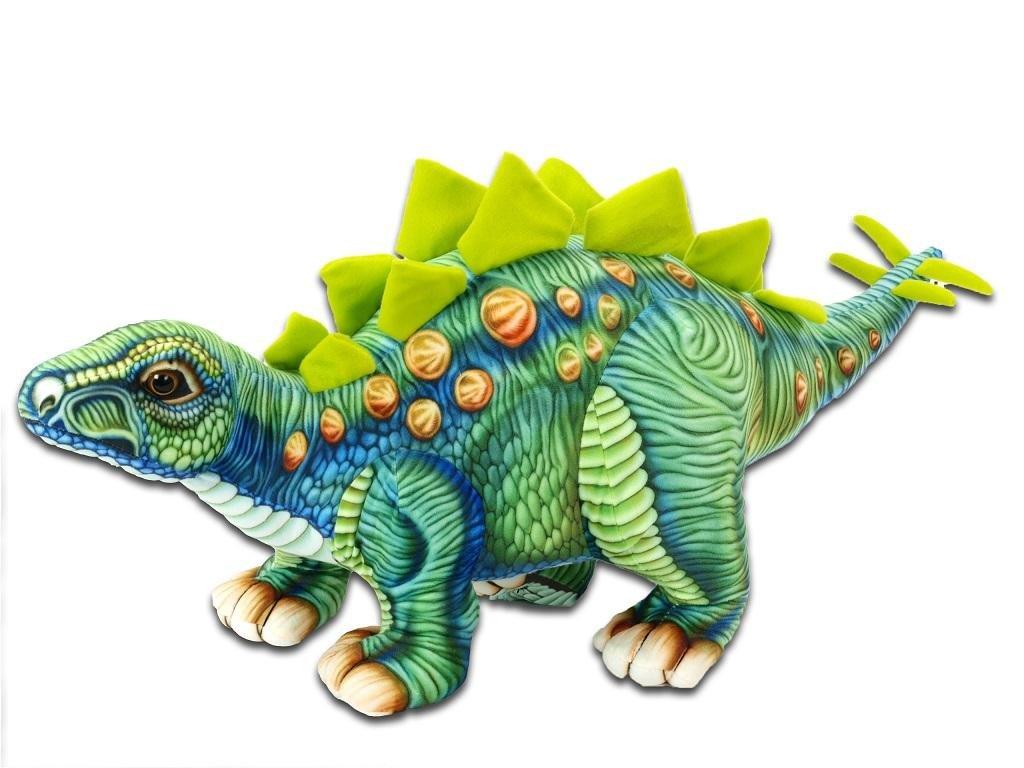 Plyšový dinosaurus Stegosaurus, 66cm