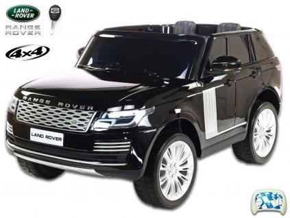 Range Rover 4x4 dvoumístný 52