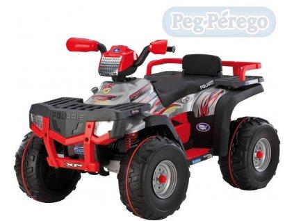 16484 peg perego polaris sportsman 850 24v elektricke vozitko pro deti