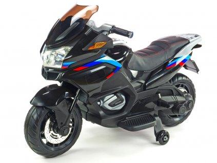 Moto Topspeed černá 1