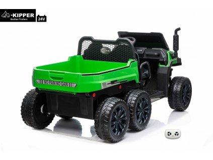 Kipper truck 6 kolka zel 2