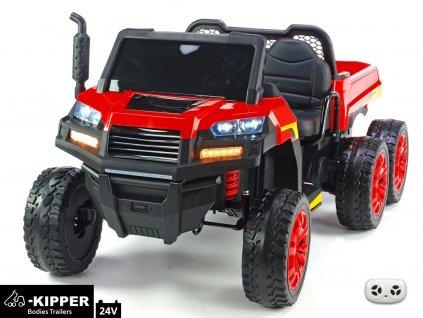 Kipper truck 6 kolka čvl 2