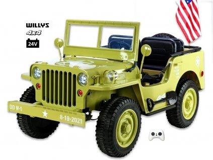 Willys světlý 1