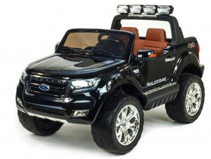 Elektrické autíčko Ford Ranger Wildtrak , černá metalíza