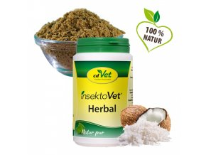 cdvet byliny zeck ex herbal 100g