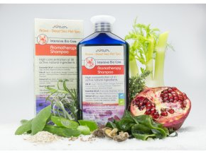 Bylinný Aromaterapy šampón