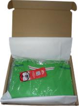 Výseková krabice - balení triko